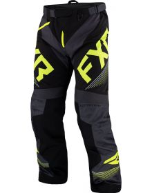 FXR Cold Cross RR Pant Black/Charcoal/Hi-Vis