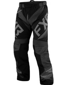 FXR Cold Cross RR Pant Black/Charcoal/Grey