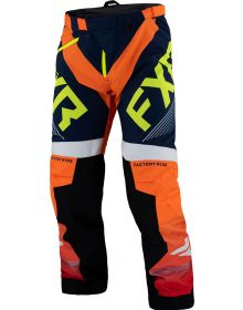 FXR Cold Cross RR Pant Navy/Nuke/Hi-Vis