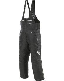 Rocket SnowGear Extreme Snowmobile Bib Black