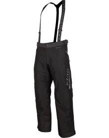 Klim Kaos Snowmobile Pant Black/Asphalt