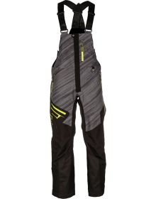 509 Range Insulated Snowmobile Bib Hi-Vis