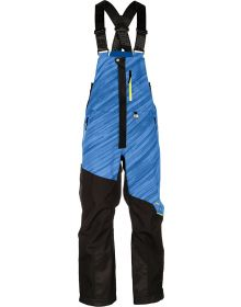 509 Evolve Snowmobile Bib Blue Hi-Vis