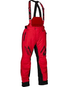 Castle X Fuel G7 Snowmobile Pant Solid Red