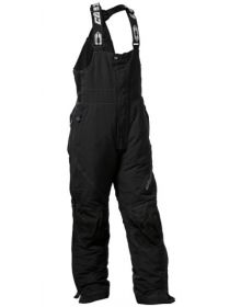 Castle X Phase Youth Snowmobile Bibs Black