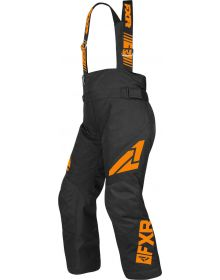 FXR Clutch Youth Pants Black/Orange