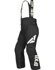 FXR Clutch Youth Pants Black/White