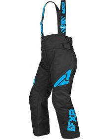 FXR Clutch Youth Pants Black/Blue