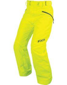 FXR Fresh Womens Pants Hi-Vis