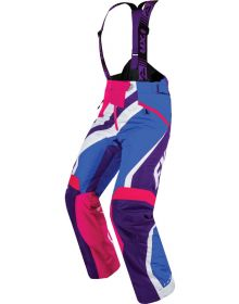 FXR X System Womens Pants Purple/Fuchsia