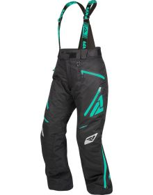 FXR Vertical Pro Womens Pants Black/Mint