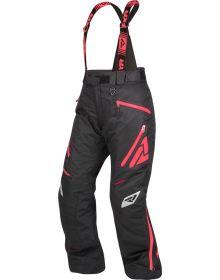FXR Vertical Pro Womens Pants Black/Coral