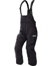 FXR Excursion Womens Pants Black