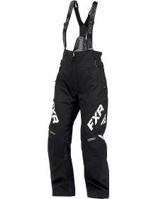 FXR Adrenaline Womens Pant Black/White