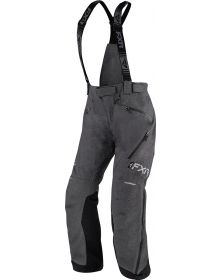 FXR Renegade FX F.A.S.T. Womens Pant Heather Coal