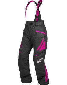 FXR Vertical Pro Womens Pant Black/Fuchsia