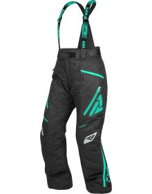 FXR Vertical Pro Womens Pant Black/Mint