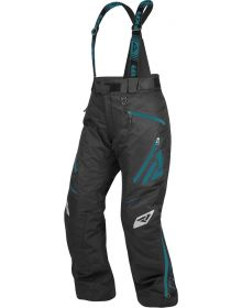 FXR Vertical Pro Womens Pant Black/Ocean