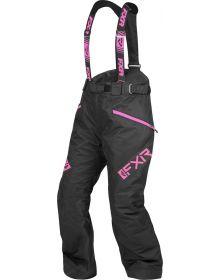 FXR Fresh F.A.S.T. Womens Pant Black/Elec. Pink