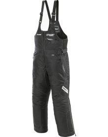 Rocket SnowGear Extreme Womens Snowmobile Bib Black