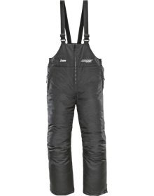 Rocket SnowGear Storm Womens Snowmobile Bib Black