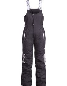 CKX Cozy Womens Snowmobile Bib Black