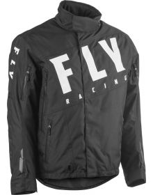 Fly Racing 2020 SNX Pro Snowmobile Jacket Black