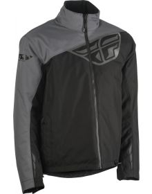Fly Racing 2020 Aurora Snowmobile Jacket Black