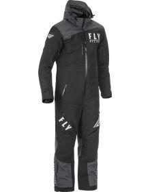 Fly Cobalt Insulated 1pc Monosuit Black/Grey