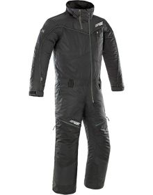 Rocket Snow Gear Titian 2.0 Snowmobile Monosuit Black