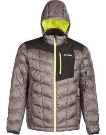 Klim 2019 Torque Jacket Gray