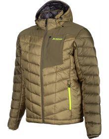 Klim 2021 Torque Jacket Sage/Hi-Vis