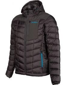 Klim 2021 Torque Jacket Asphalt/Vivid Blue
