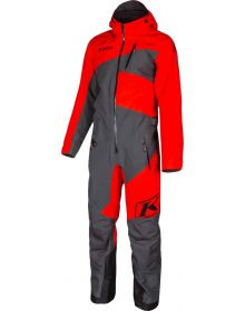 Klim Ripsa Monosuit High Risk Red/Asphalt