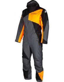 Klim Railslide Monosuit Black/Strike Orange