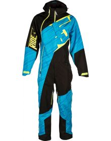 509 Allied Snowmobile Mono Suit Shell Blue