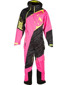 509 Allied Snowmobile Insulated Mono Suit Pink