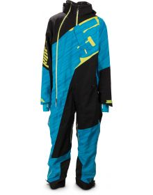 509 Allied Insulated Snowmobile Mono Suit Blue