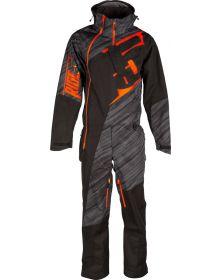509 Allied Snowmobile Mono Suit Shell Black Fire