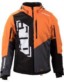 509 R-200 Snowmobile Jacket Orange