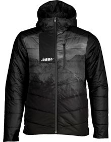 509 Syn Loft Insulated Hooded Jacket Black Hills
