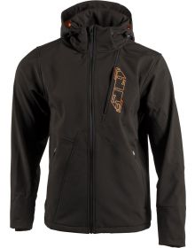 509 Tactical Softshell Jacket Black Fire