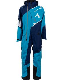 509 Allied Insulated Mono Suit Cyan Navy