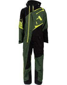 509 Allied Mono Suit Shell Fresh Greens