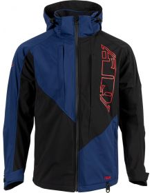 509 Tactical Elite Softshell Jacket Navy Black
