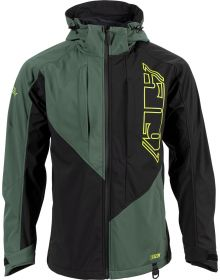 509 Tactical Elite Softshell Jacket Fresh Greens