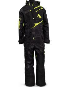 509 Allied Mono Suit Shell Black Camo