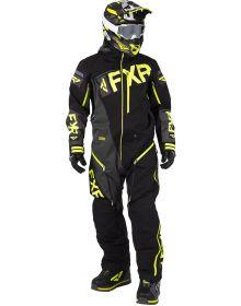FXR Ranger Insulated Monosuit Black/Charcoal/Hi Vis