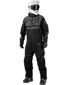 FXR Helium Pro Trilaminate Monosuit Black Ops