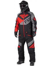 FXR Fuel FX Monosuit Black/Grey/Lava